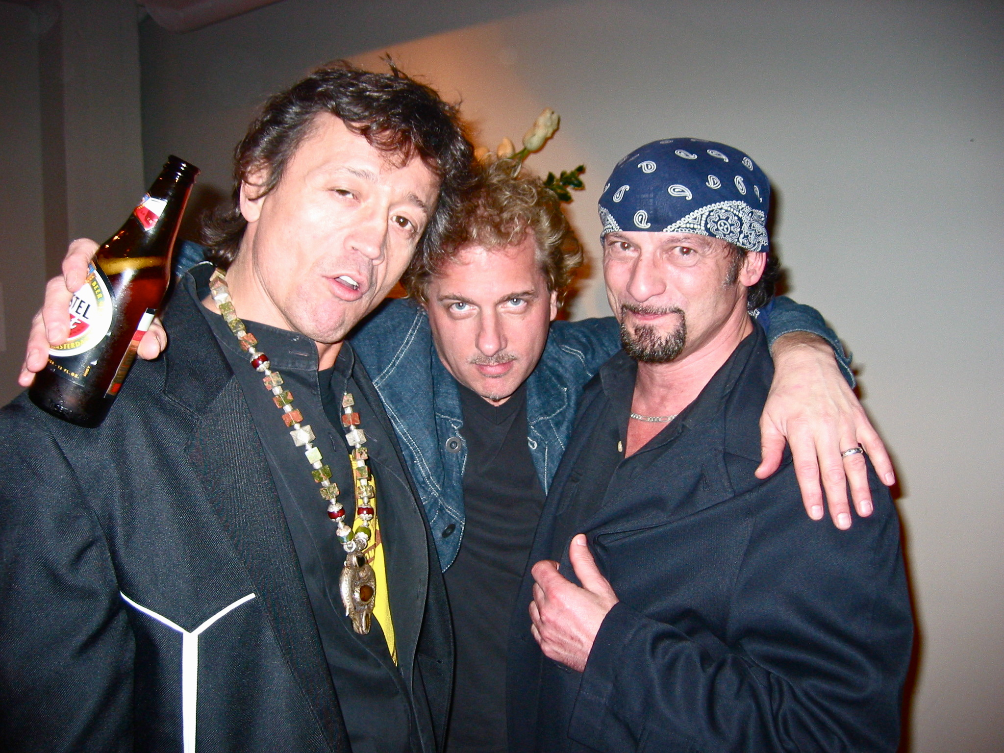 Mark Collie, David Z & Me